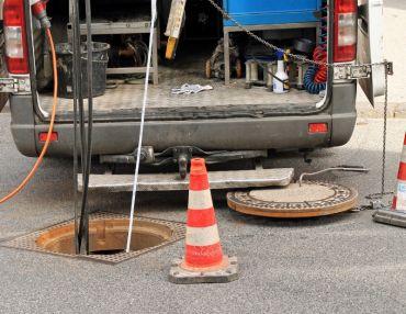 inspekcja monitoring kanalizacji