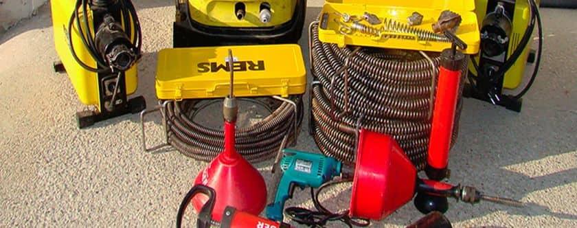 mechaniczne udrażnianie i przepychanie rur kanalizacyjnych gdansk sopot gdynia