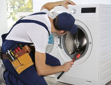 montaż pralki
