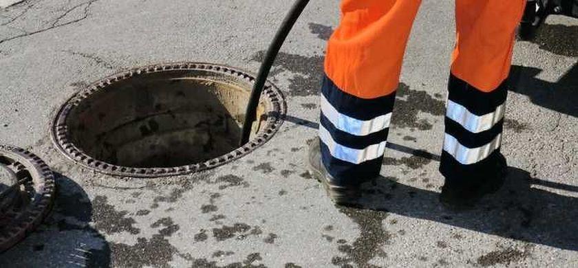 wuko ciśnieniowe czyszczenie kanalizacji