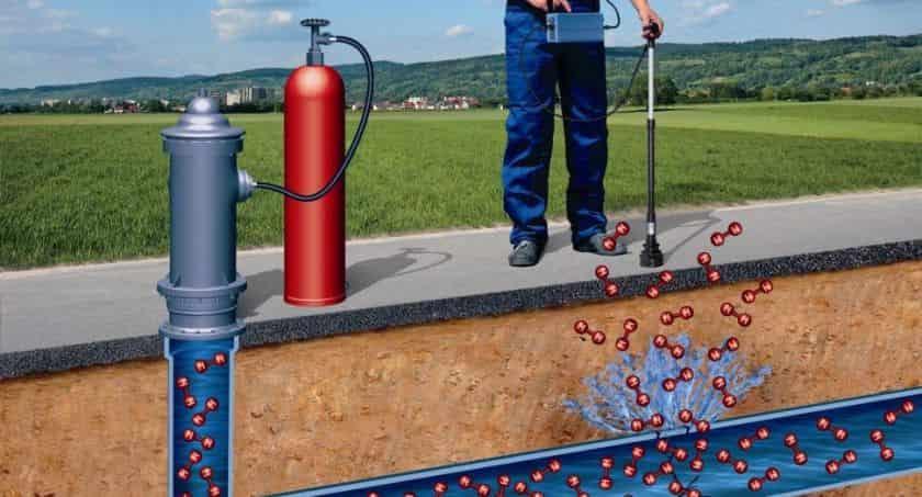 lokalizacja wykrywanie wyciekow wody gdansk sopot gdynia rumia pruszcz gdanski banino chwaszczyno kosakowo reda