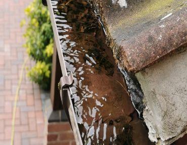 Czyszczenie ciśnieniowe rynien i rur spustowych gdansk sopot gdynia trojmiasto