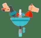 przepychanie i udrażnianie rur kanalizacyjnych gdansk przymorze